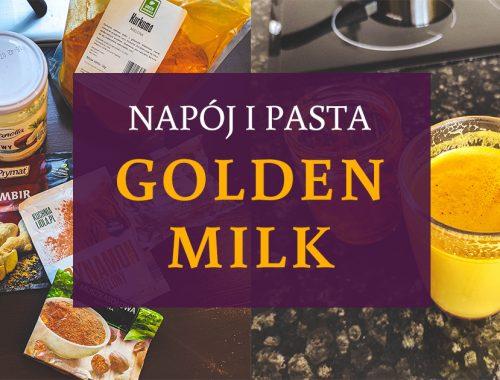 Kliknij jeśli chcesz poznać przepis na napój i pastę golden milk